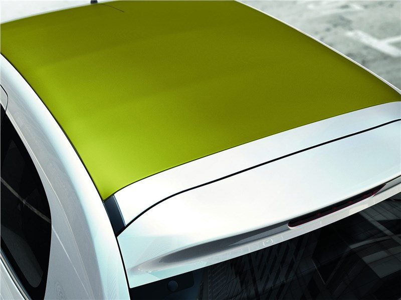 Peugeot 108 2019 крыша