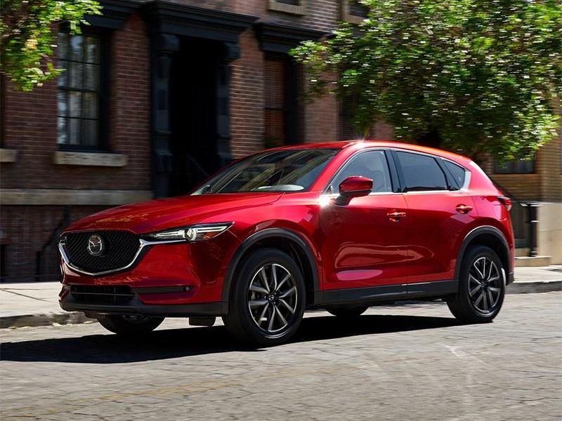 Доработанная <b>Mazda CX</b>-<b>5</b> появилась с новым турбомотором