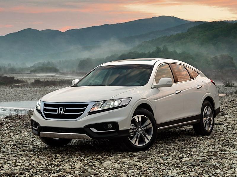 Обновленный Honda Crosstour появитс в РФ в конце апреля