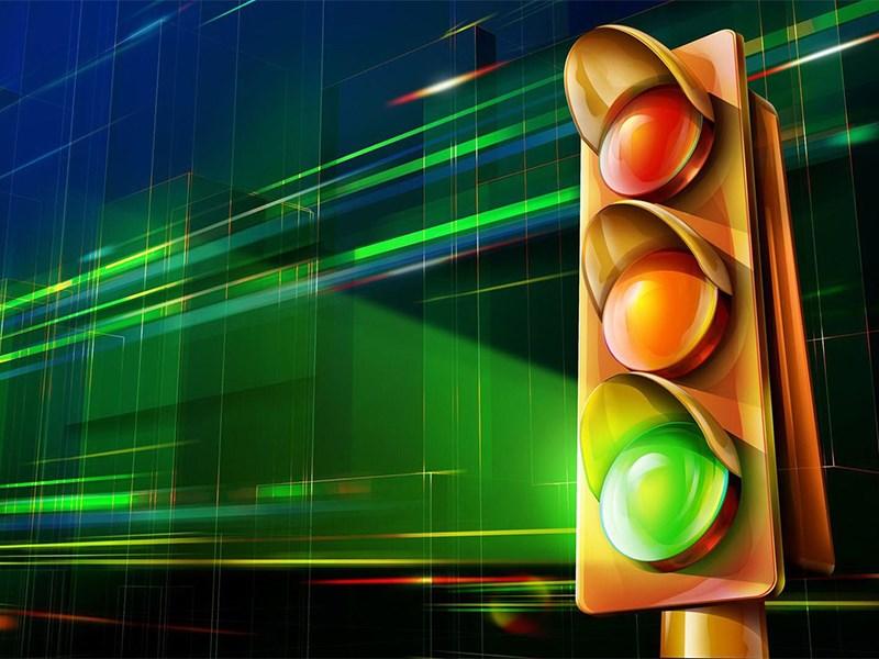 В Москве установят новые светофоры