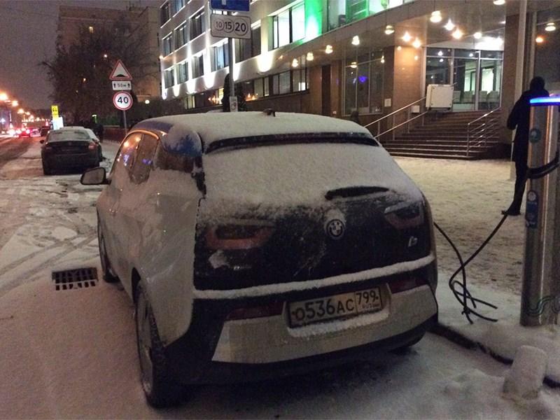 В России хотят сделать обязательной покупку электромобилей
