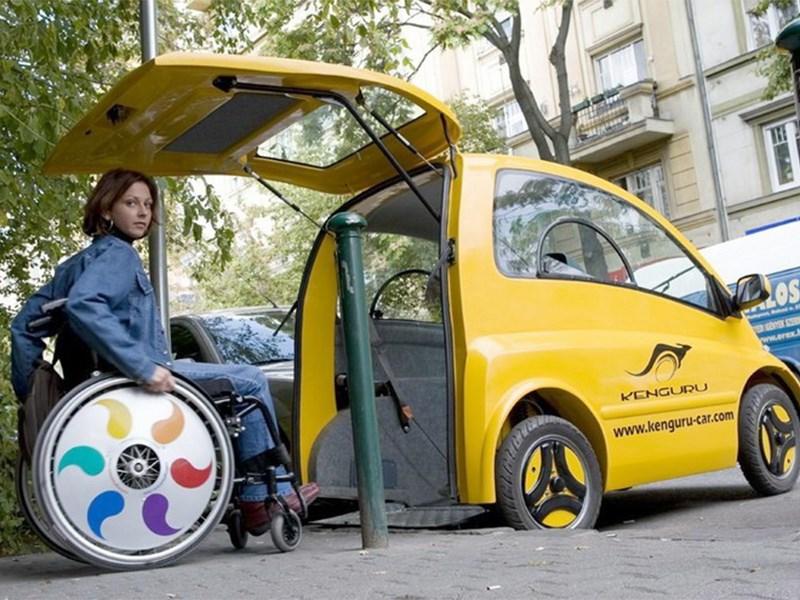 В России появится особый транспорт для инвалидов