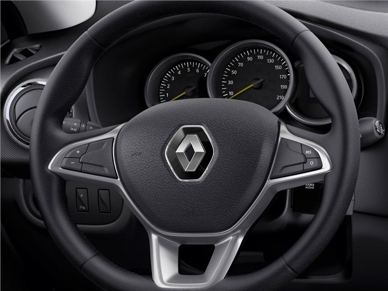 Renault Sandero 2018 руль