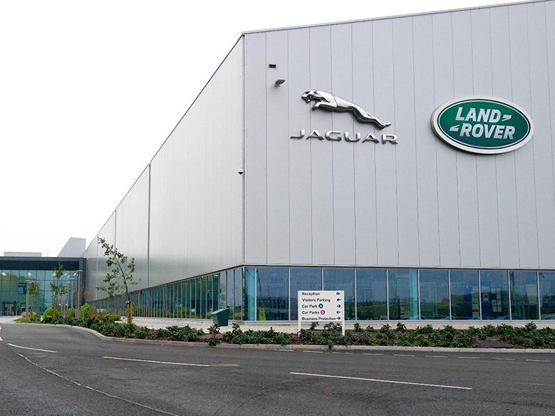Автомобили Jaguar Land Rover будут бороться с распространением простуды