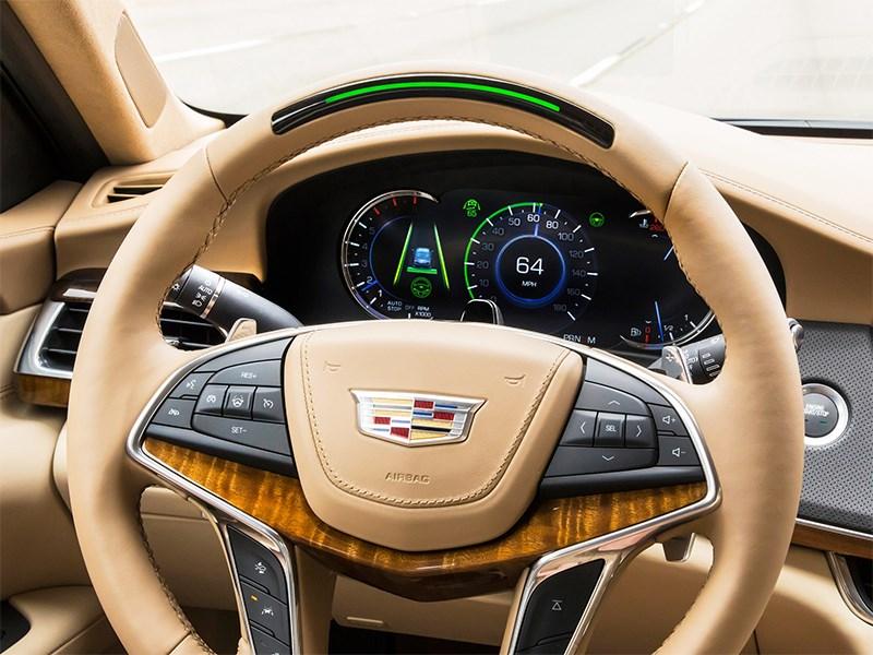 Автопилот Cadillac ослеп
