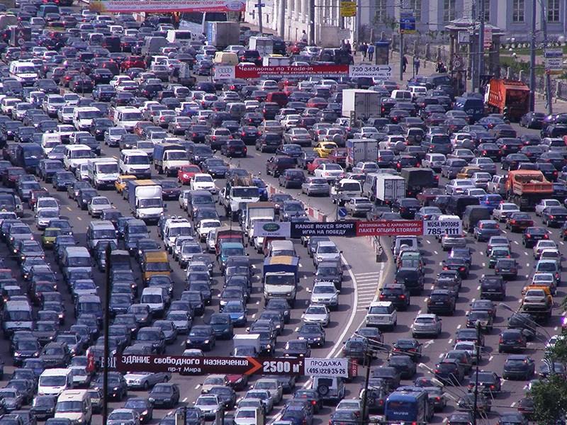 Дорожный коллапс на юго востоке Москвы завершится раньше срока Фото Авто Коломна