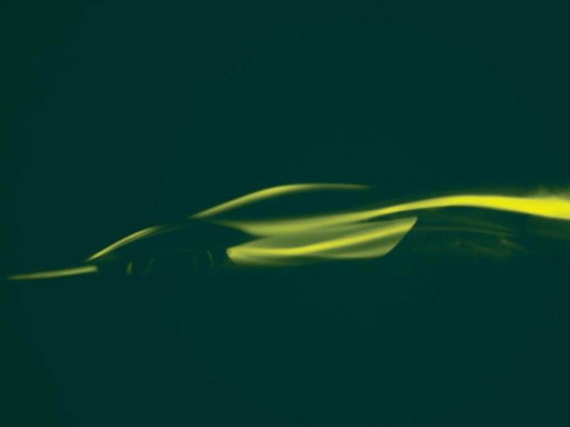 Lotus подтвердил разработку собственного гиперкара Фото Авто Коломна