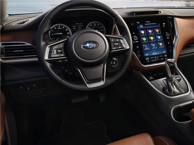 Subaru Outback 2020 салон