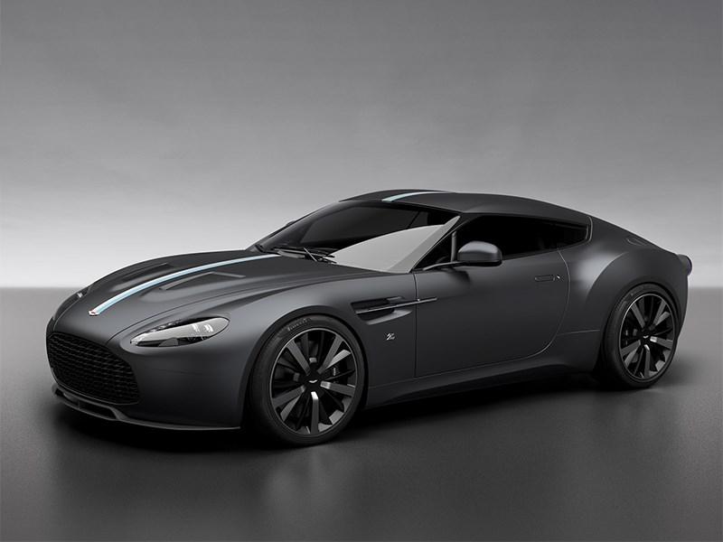 Суперкар Aston Martin Zagato возродится сразу в двух форматах