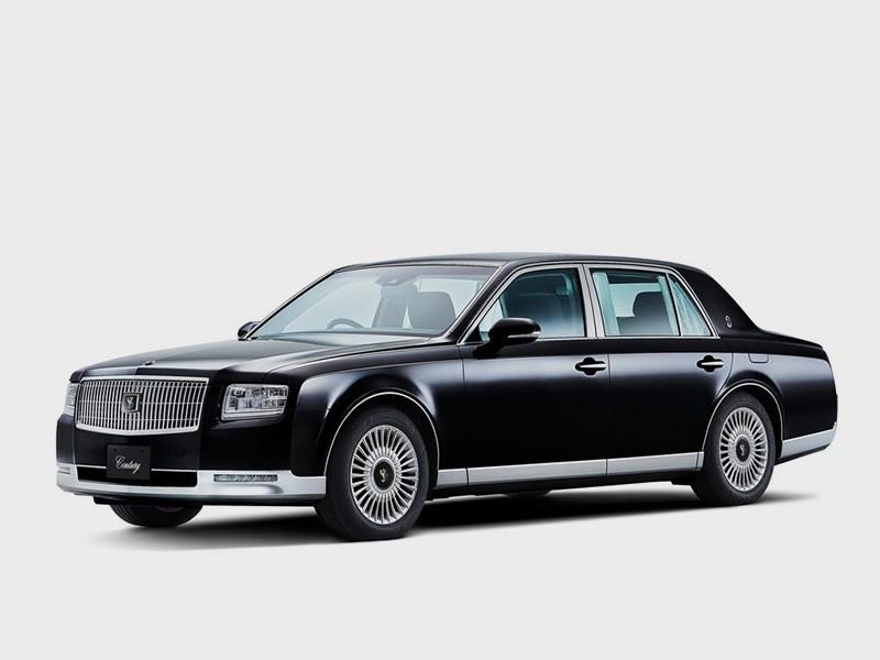 В гараже нового императора Японии появится уникальная Toyota