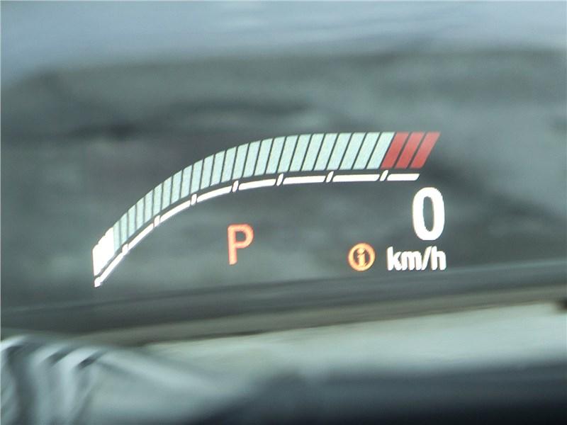 Honda CR-V 2017 выдвижной щиток