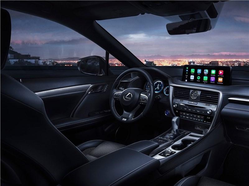 Lexus RX 2020 салон
