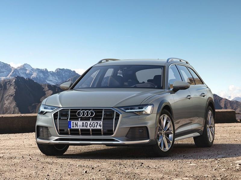 Новый Audi A6 allroad стал мягким гибридом и обновил подвеску