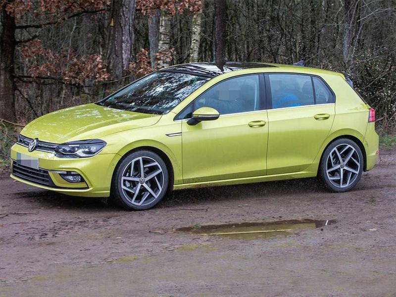 Volkswagen утвердил сроки выхода нового Golf