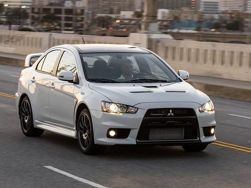 Mitsubishi вернет Lancer Evolution