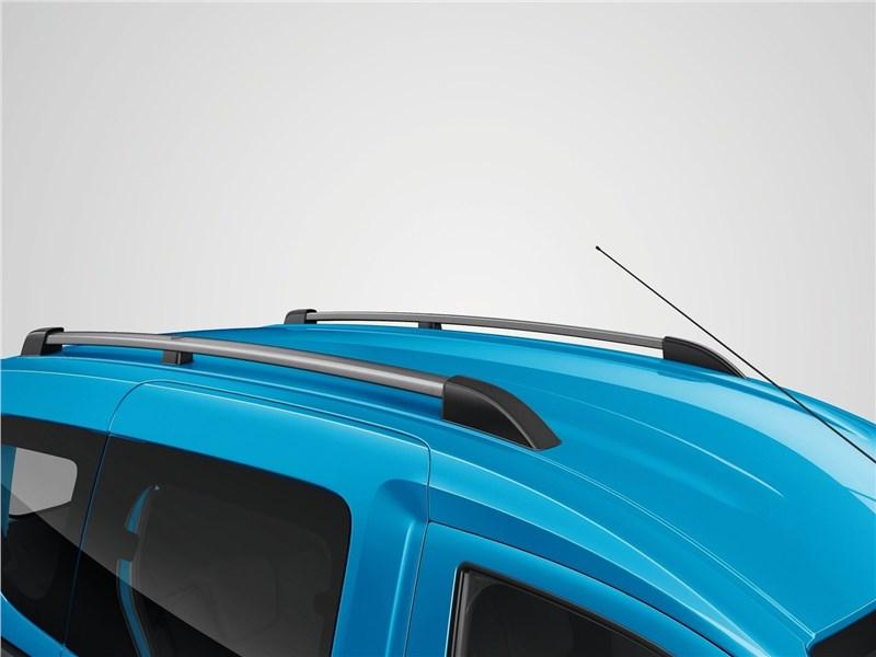 Renault Dokker Stepway 2015 крыша