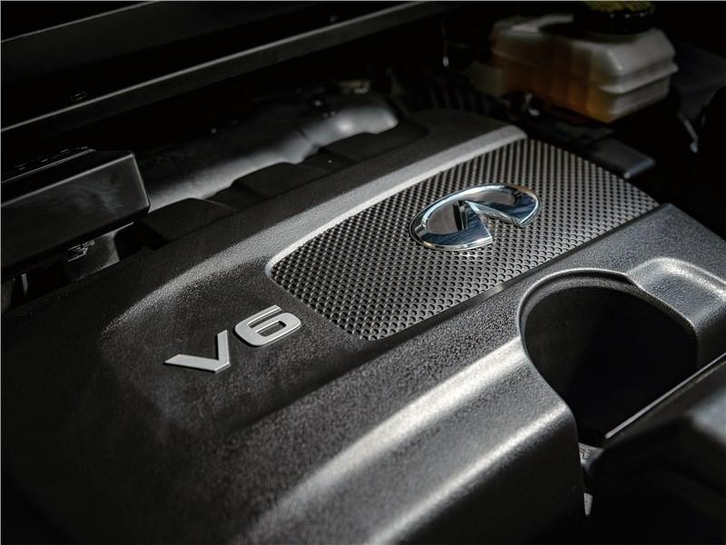 Infiniti QX60 2017 двигатель