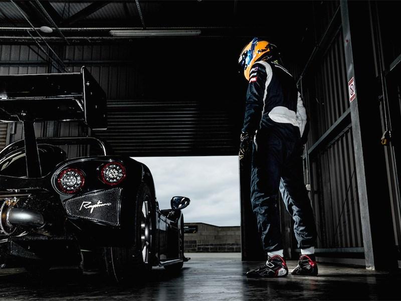 Radical выпустит суперкар для обычных дорог Фото Авто Коломна