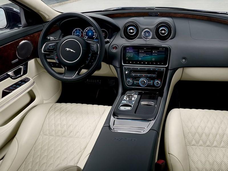 Автомобили Jaguar позаботятся о настроении водителя Фото Авто Коломна