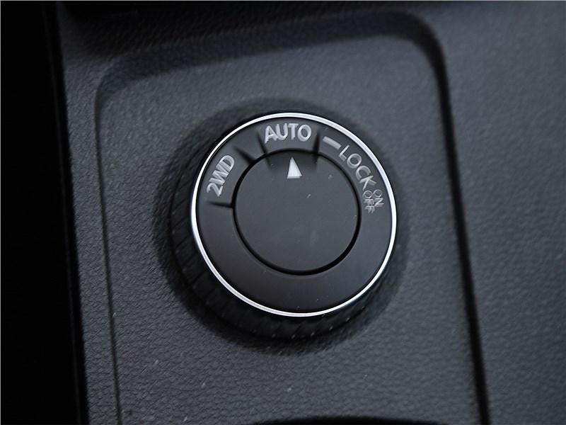 Renault Arkana 2020 выбор режимов