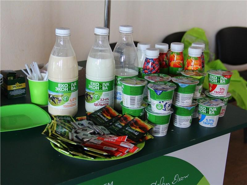Компания гордится тем, что все ее продукты натуральные