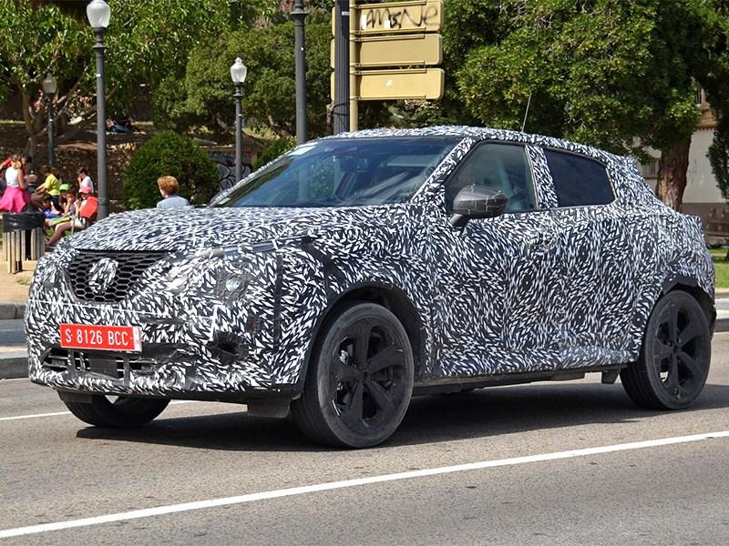 Nissan Juke 2020: подробности