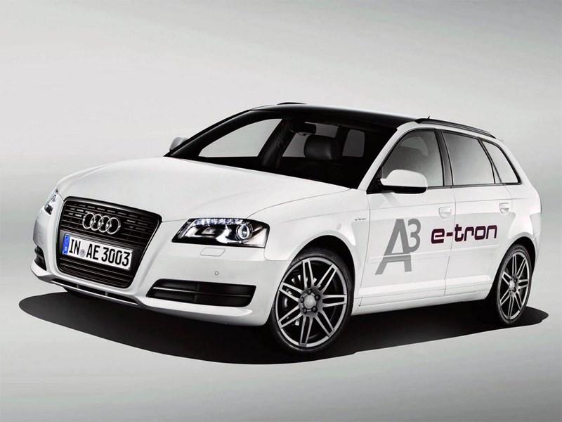В следующем году на рынок выйдет гибридный универсал от Audi