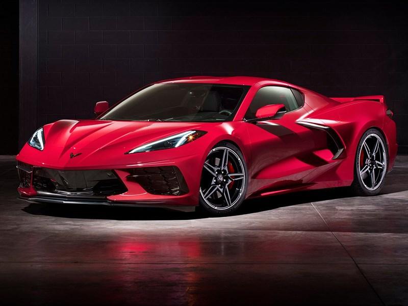 К выходу готовится самый мощный Corvette Фото Авто Коломна