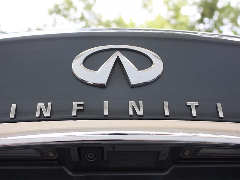 Infiniti покидает бренный мир по частям Фото Авто Коломна