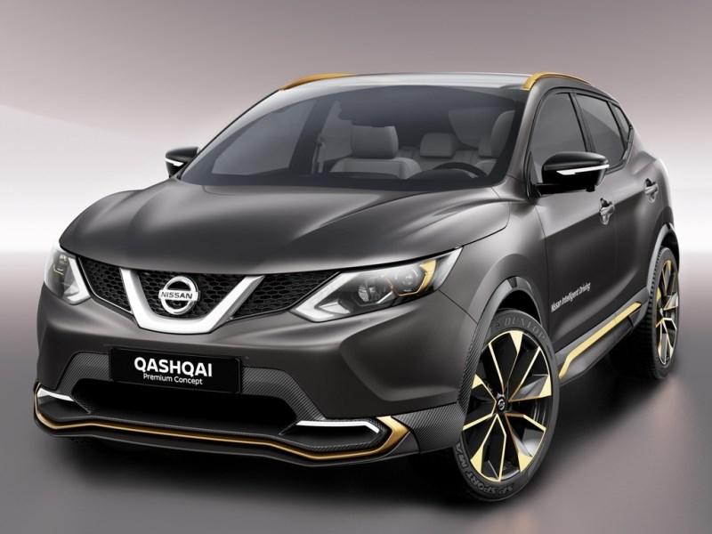 Nissan Qashqai Premium встанет на конвейер
