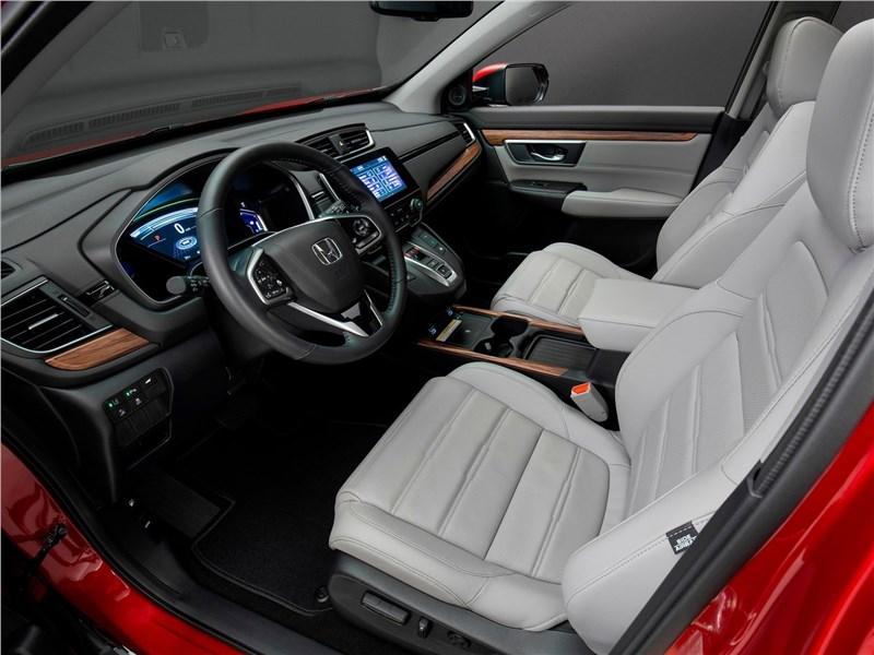 Honda CR-V 2020 передние кресла
