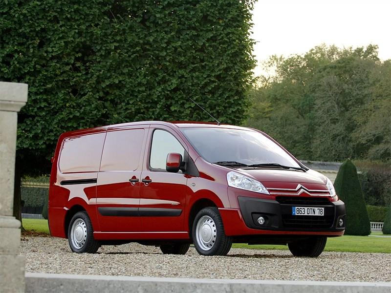 Российские минивэны Peugeot и Citroen получат полный привод Фото Авто Коломна