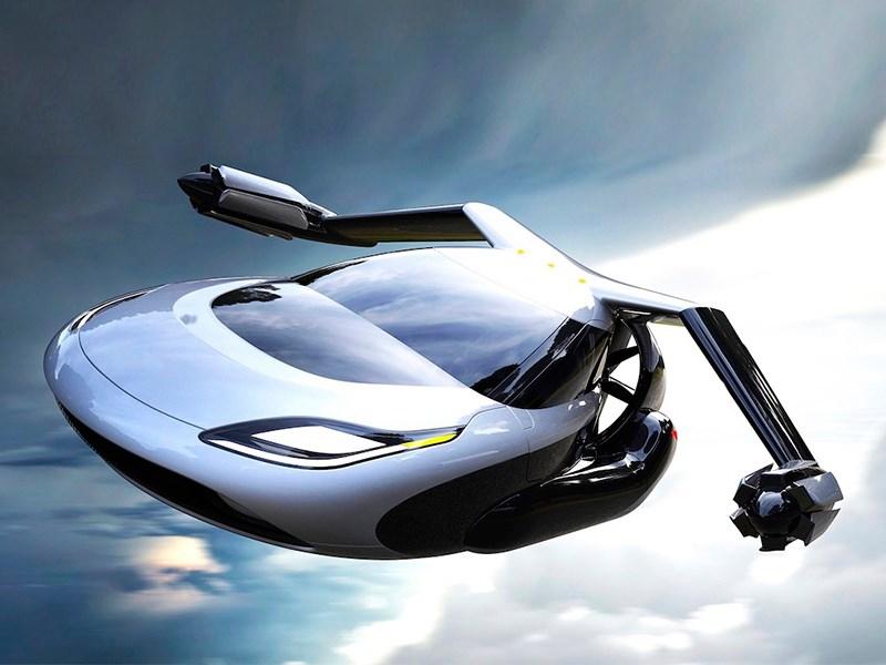 Geely запустит в производство летающие автомобили Фото Авто Коломна