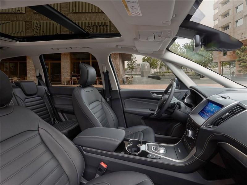 Ford Galaxy 2020 передние кресла