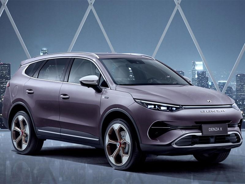 Daimler AG создал очень китайский автомобиль Фото Авто Коломна