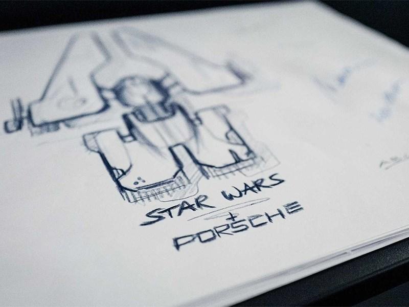 Porsche стремится в космос Фото Авто Коломна