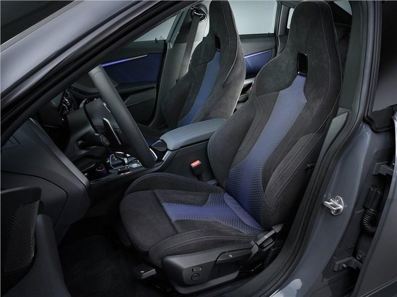 BMW 2-Series Gran Coupe 2020 передние кресла