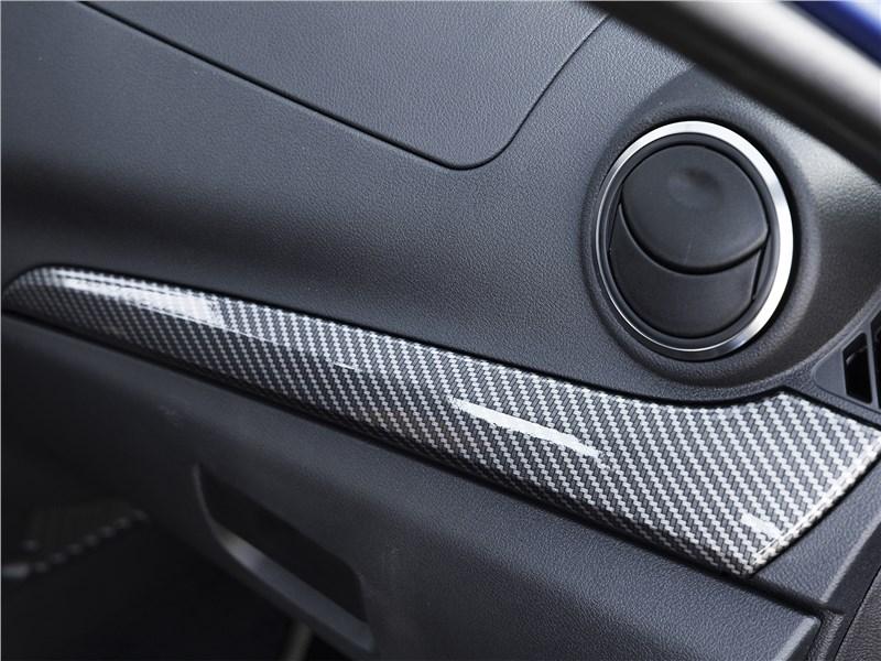 Lada Granta Drive Active 2019 оформление салона
