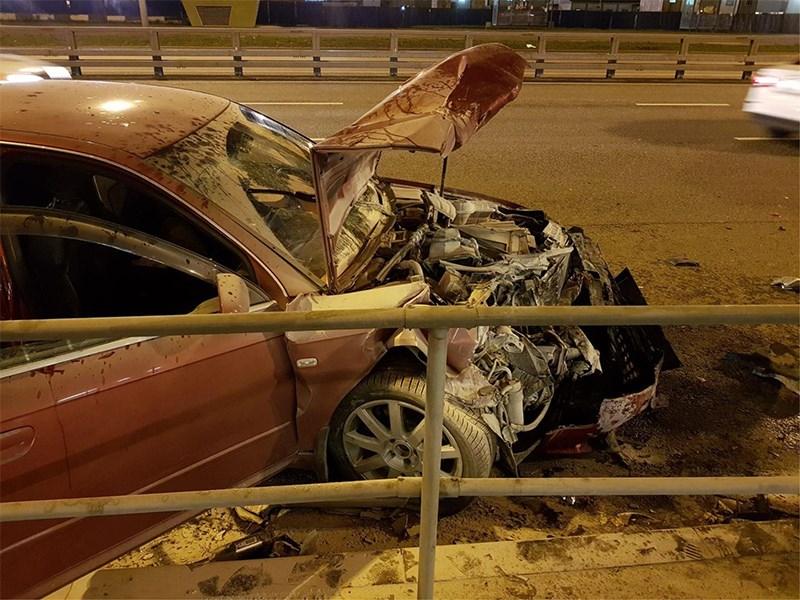 Названы самые аварийные районы Москвы Фото Авто Коломна
