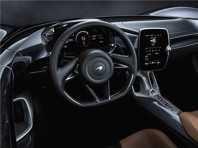 McLaren Elva 2021 салон