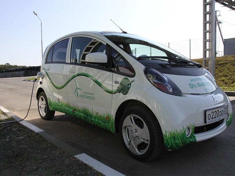Электромобили выпустят на выделенки Фото Авто Коломна