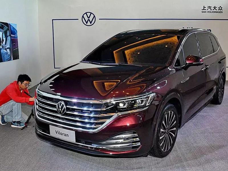 Представлен Volkswagen Viloran Фото Авто Коломна