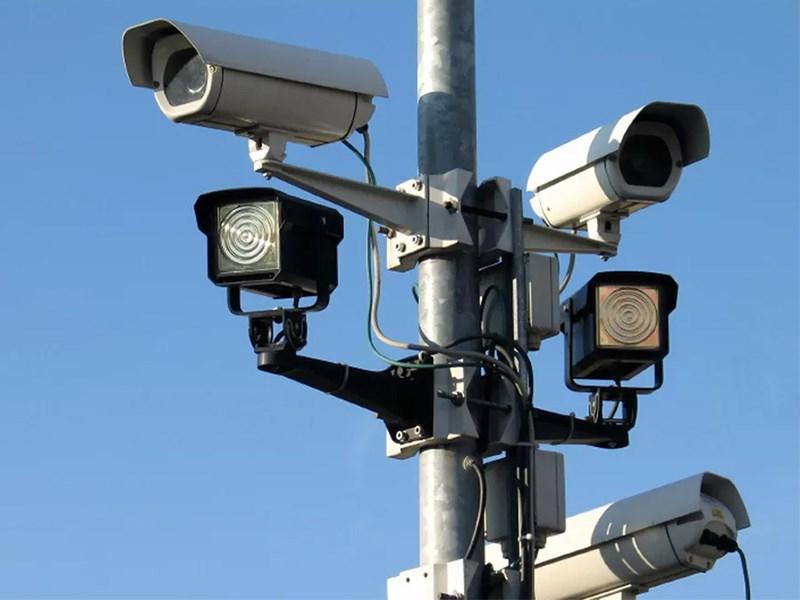 Дорожные камеры не влияют на безопасность движения