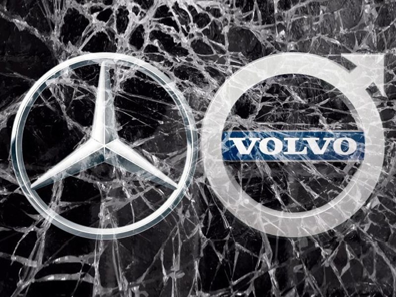Volvo и Mercedes будут разрабатывать двигатели Фото Авто Коломна