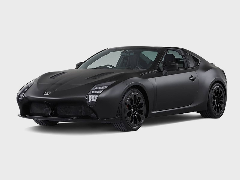 Toyota GT86 сменит имя и платформу