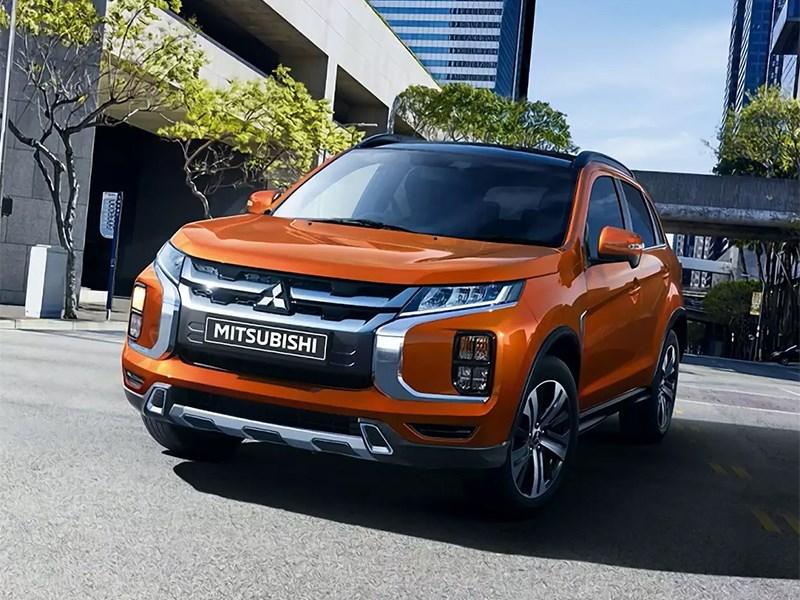 Cтартовали продажи обновленного Mitsubishi ASX