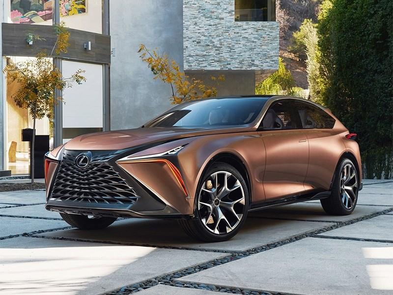 Lexus готовит 600-сильный кроссовер