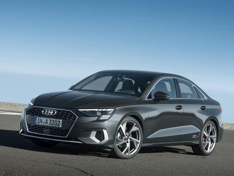 Представлен седан Audi A3 нового поколения