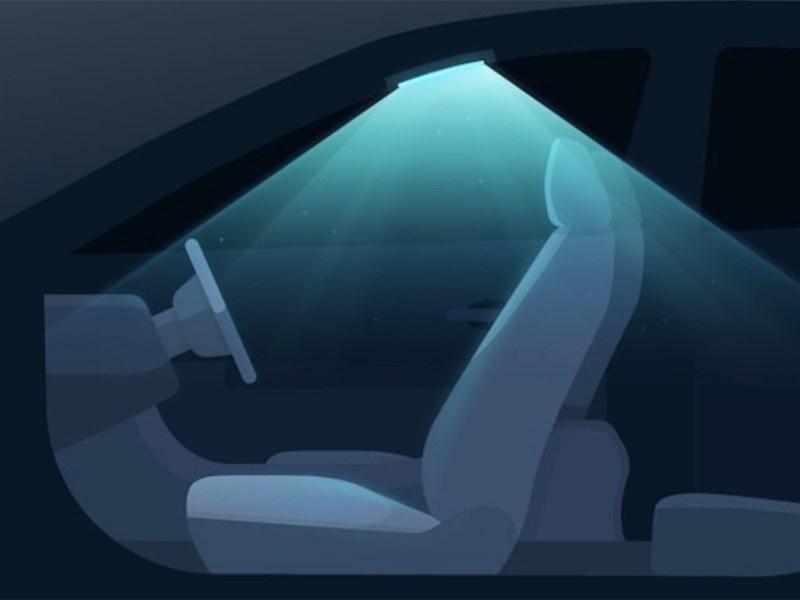 Машины Hyundai и Kia защитят от вирусов ультрафиолетом