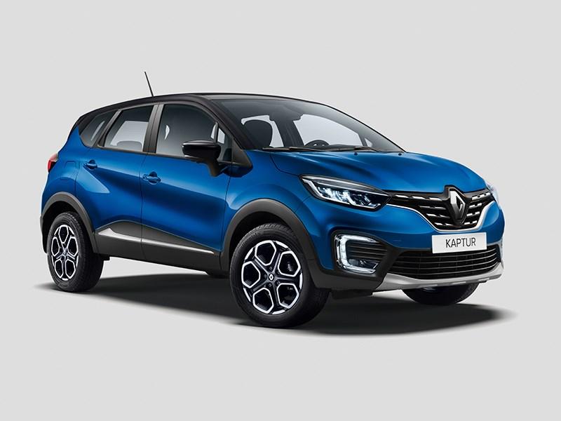 Представлен новый Renault Kaptur